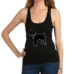 Fox Terrier Racerback Tank Top
