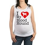 Bloodhound Maternity Tank Top
