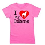 Bullterrier Girl's Tee
