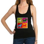 COLLIE Racerback Tank Top