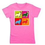 COLLIE Girl's Tee
