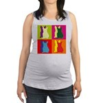 FRENCHIE Maternity Tank Top