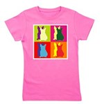 FRENCHIE Girl's Tee