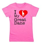 Great-Dane Girl's Tee