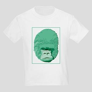 Green Gorilla Kids T-Shirt