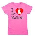 Maltese Girl's Tee