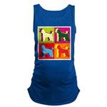 POODLE Maternity Tank Top