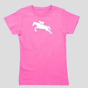 HorseJumper Girl's Tee