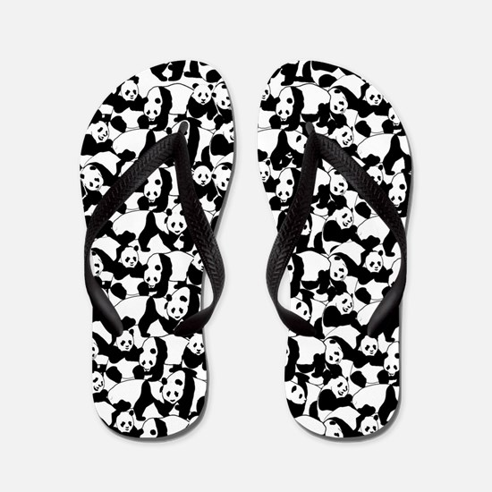 Funny Cool pattern Flip Flops