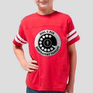wg364_Respiratory-Therapy Youth Football Shirt