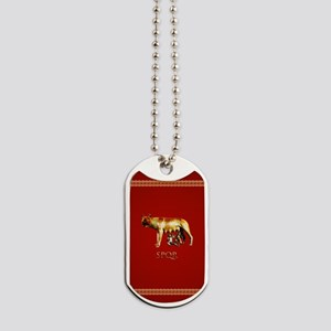 Imperial Rome Dog Tags