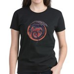 Black Dragon Women's Dark T-Shirt