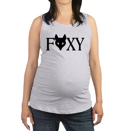 Foxy Maternity Tank Top