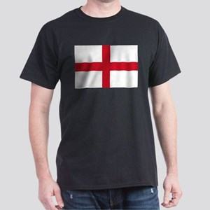 Saint George Cross flagwear Dark T-Shirt