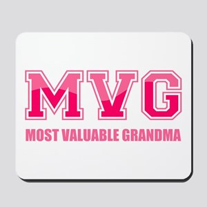Most Valuable Grandma Mousepad