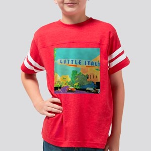 littleitaly-mod-square Youth Football Shirt