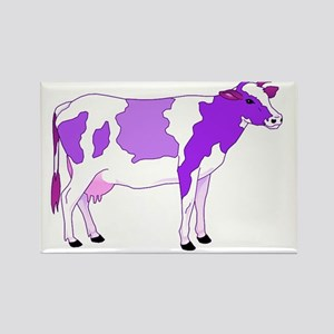 Did You Ever See a Pastel Purple  Rectangle Magnet