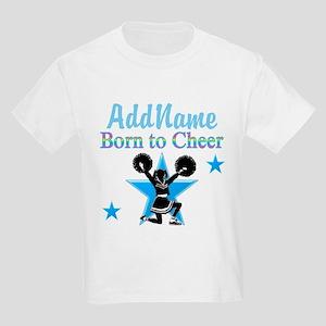 #1 CHEERLEADER Kids Light T-Shirt