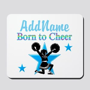 #1 CHEERLEADER Mousepad