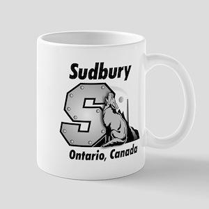 Sudbury, Ontario Mug