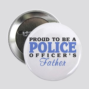 Officer's Father Button