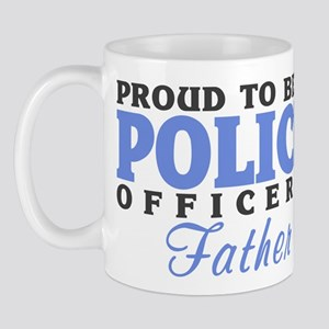Officer's Father Mug