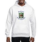 Retired Evil Genius Hooded Sweatshirt