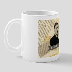 Rudyard Kipling Historical Mug