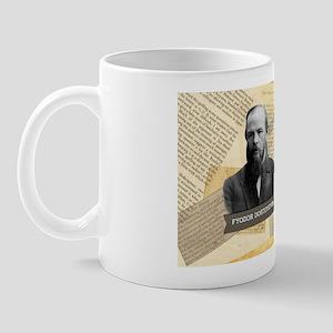 Fyodor Dostoyevsky Historical Mug