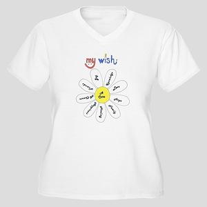 My Wish Plus Size T-Shirt