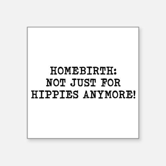 Homebirth Sticker