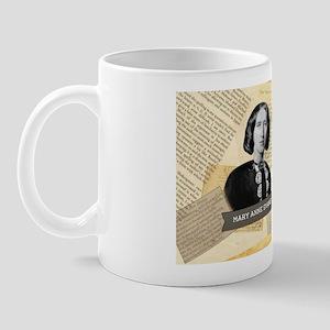 Mary Anne Evans Historical Mug