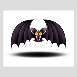 Bat Cartoon Posters