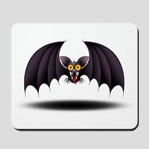Bat Cartoon Mousepad