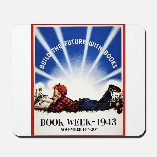 1943 Children's Book Week Mousepad