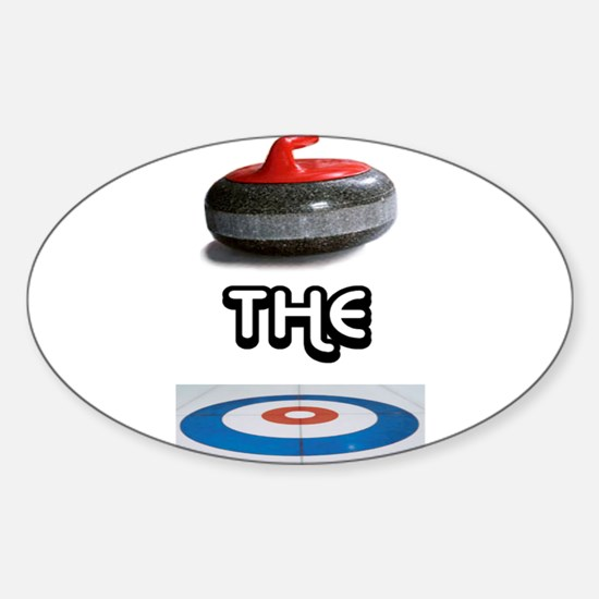 Rock the House Oval Decal