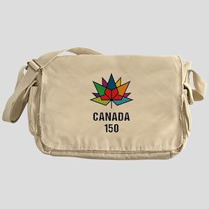Canada 150th Anniversary Messenger Bag