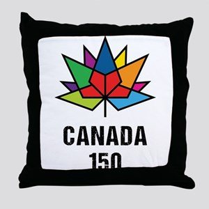 Canada 150th Anniversary Throw Pillow