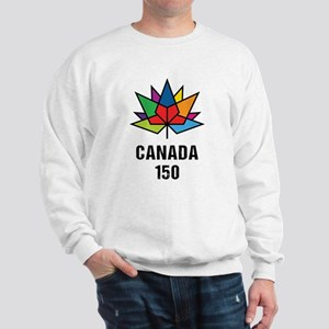 Canada 150th Anniversary Sweatshirt