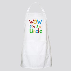 WOW I'm an Uncle Apron