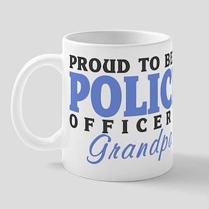 Officer's Grandpa Mug