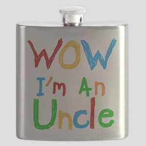 WOW I'm an Uncle Flask