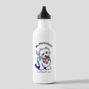 Westie Manipulate Stainless Water Bottle 1.0L