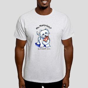 Westie Manipulate Light T-Shirt