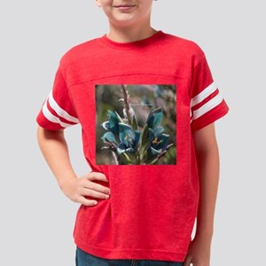 SAPPHIRE TOWER PAINTING TILE Youth Football Shirt