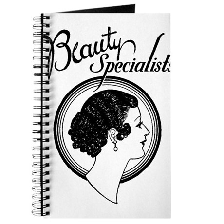 Retro Beauty Specialist Journal