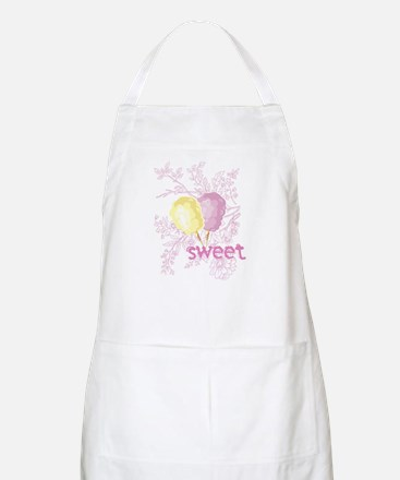 Cotton Candy Sweet BBQ Apron
