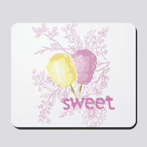 Cotton Candy Sweet Mousepad