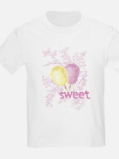 Cotton Candy Sweet Kids T-Shirt
