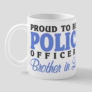 Officer's BIL Mug